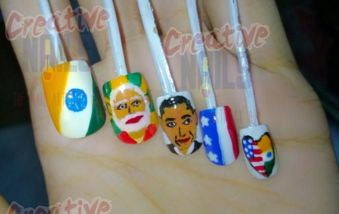 Modi Obama Meet on Republic Day