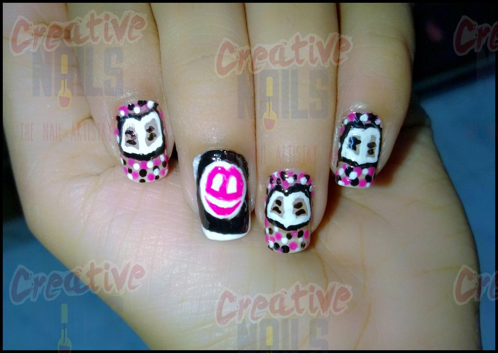 Book Lover Nail Design! – Creative Nails