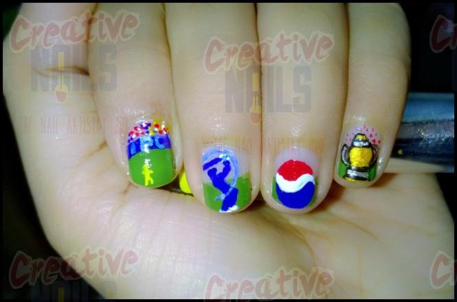 IPL Nail Design
