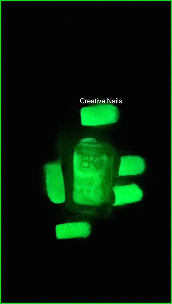 Neon Glow Polish