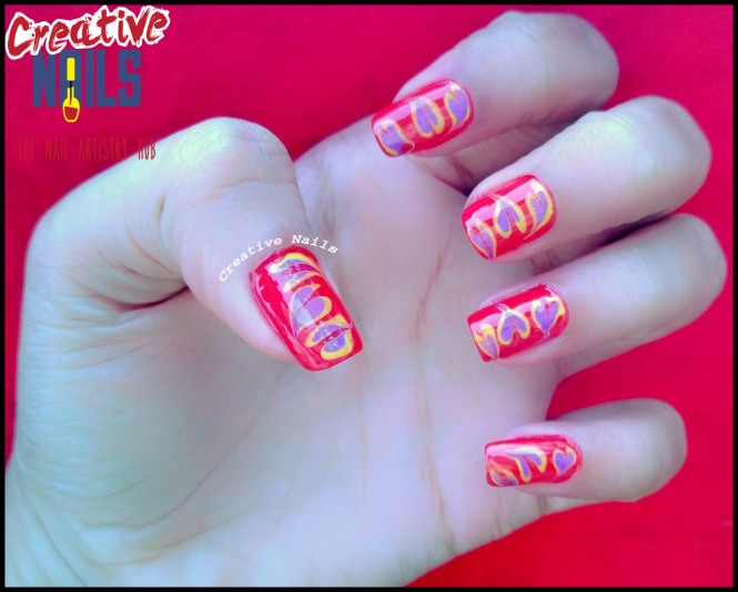 Do it yourself diy nails 1 drag marble creative nails drag marble creative nails will be back with many more diy solutioingenieria Images