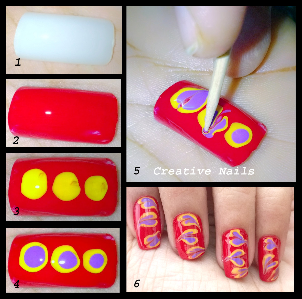 Do It Yourself (DIY) Nails