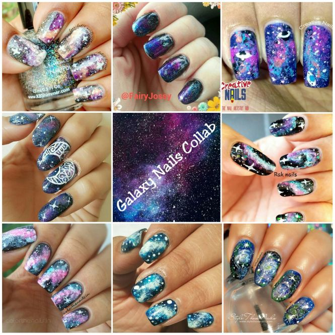 Galaxy Nails Collaboration