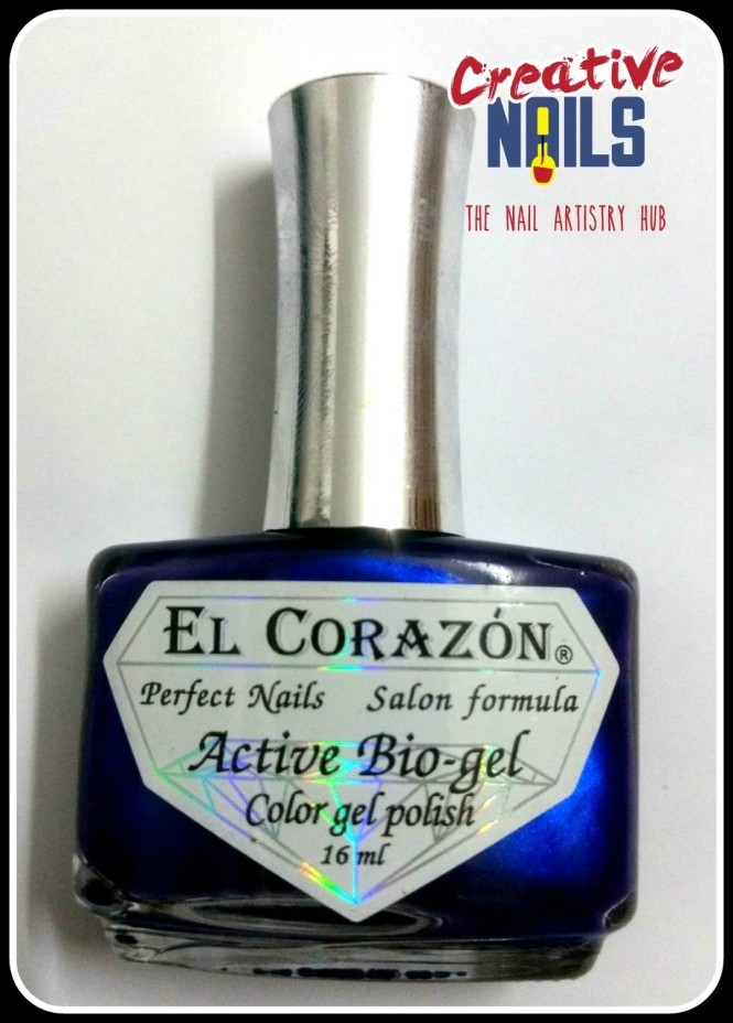 Drag Marble Nail Art With El Corazon Nail Polish!