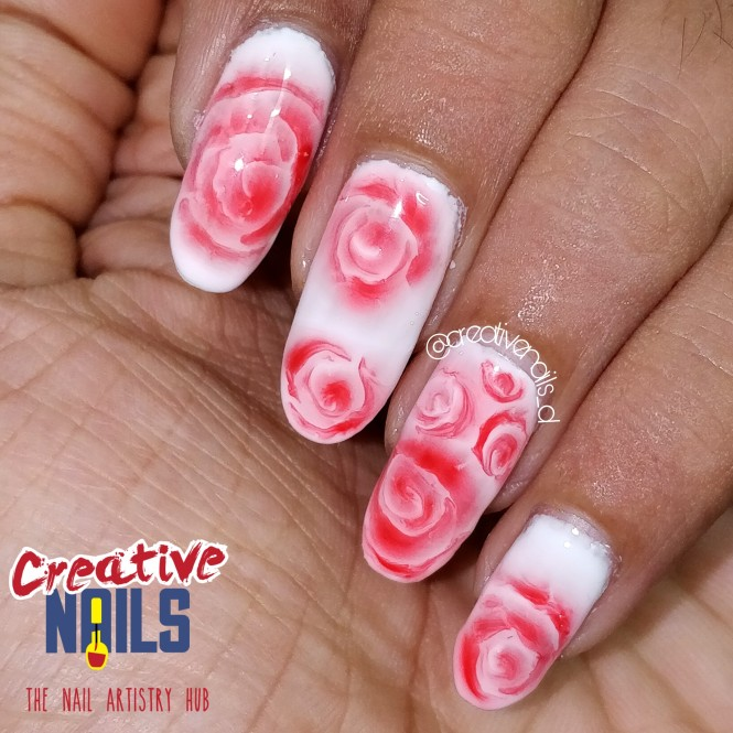 Valentine's Week 2018 - Blooming Gel Rose For Rose Day!