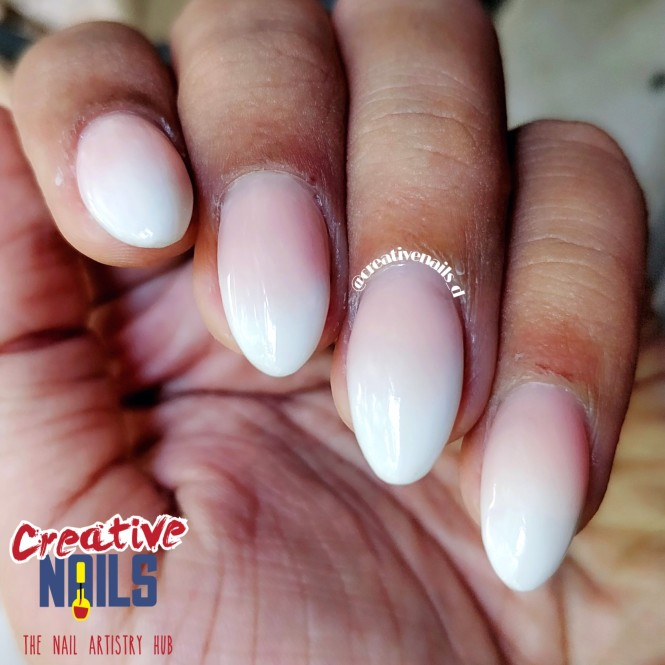 Baby Boomer / American French Nail Extension!