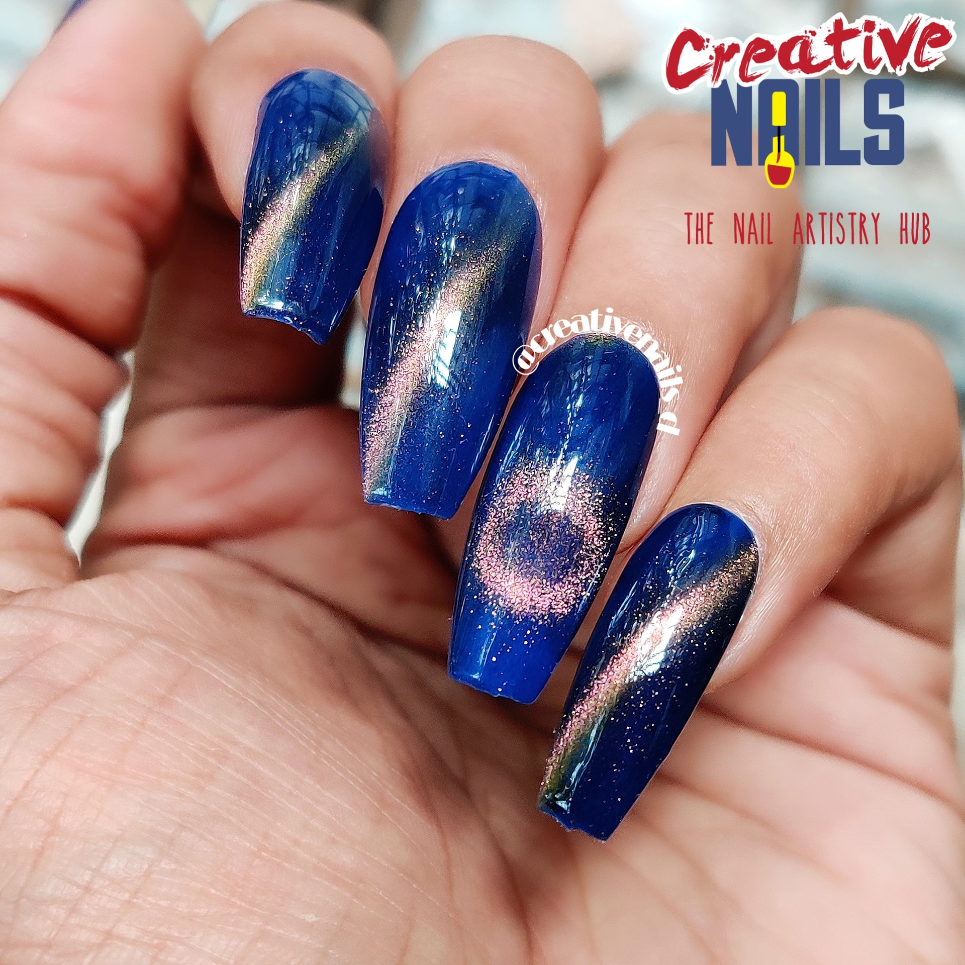 Fireworks On Nails For New Year 2020!
